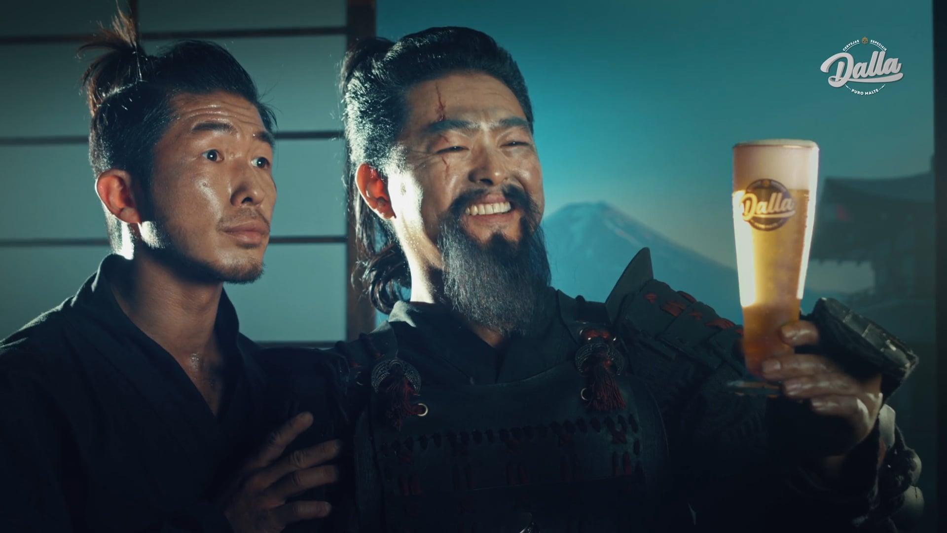 DALLA Cervejaria · Samurai