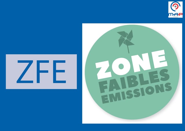 ZFE : Zone à Faibles Emissions