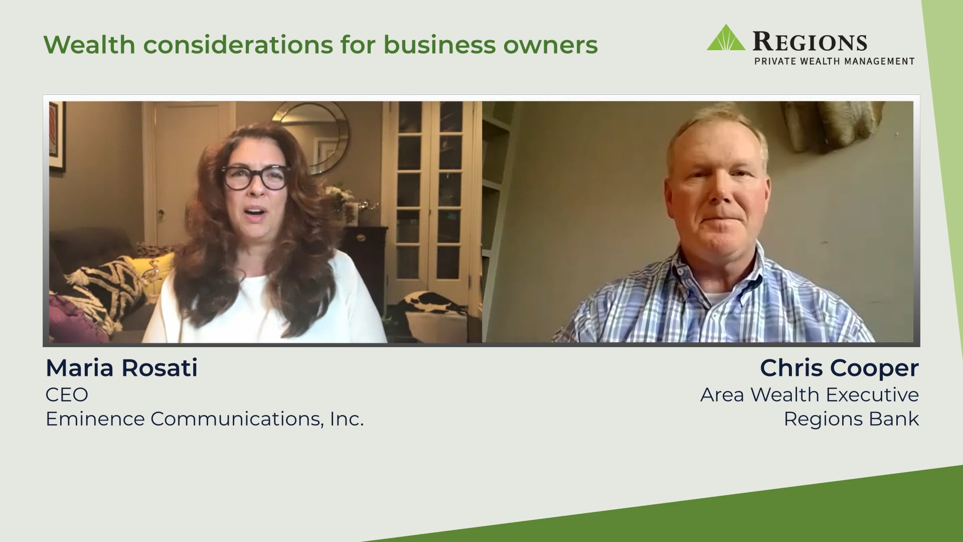 Wealth considerations for business owners