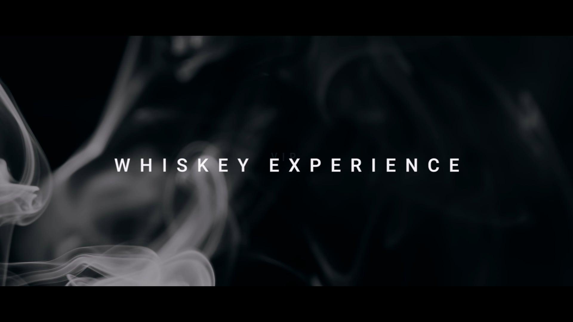 Virtual VIP Whiskey Experience