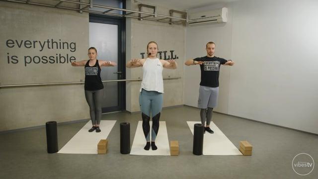 Pilates #16 Balance
