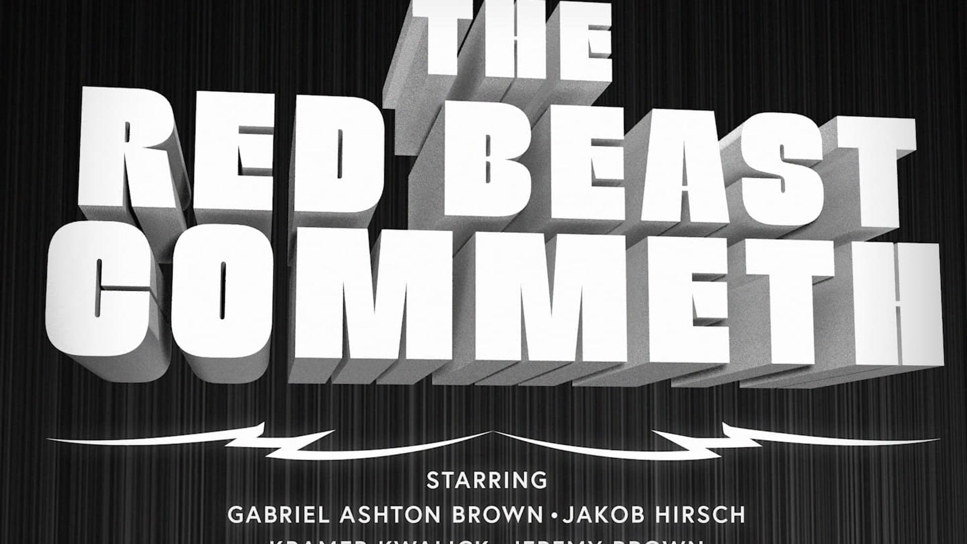THE RED BEAST COMMETH (2020)   dir. Jakob Hirsch