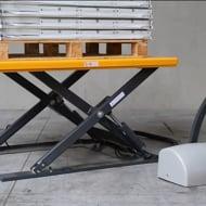 Table élévatrice électrique en U 1000 kg 380 volts - Manulevage