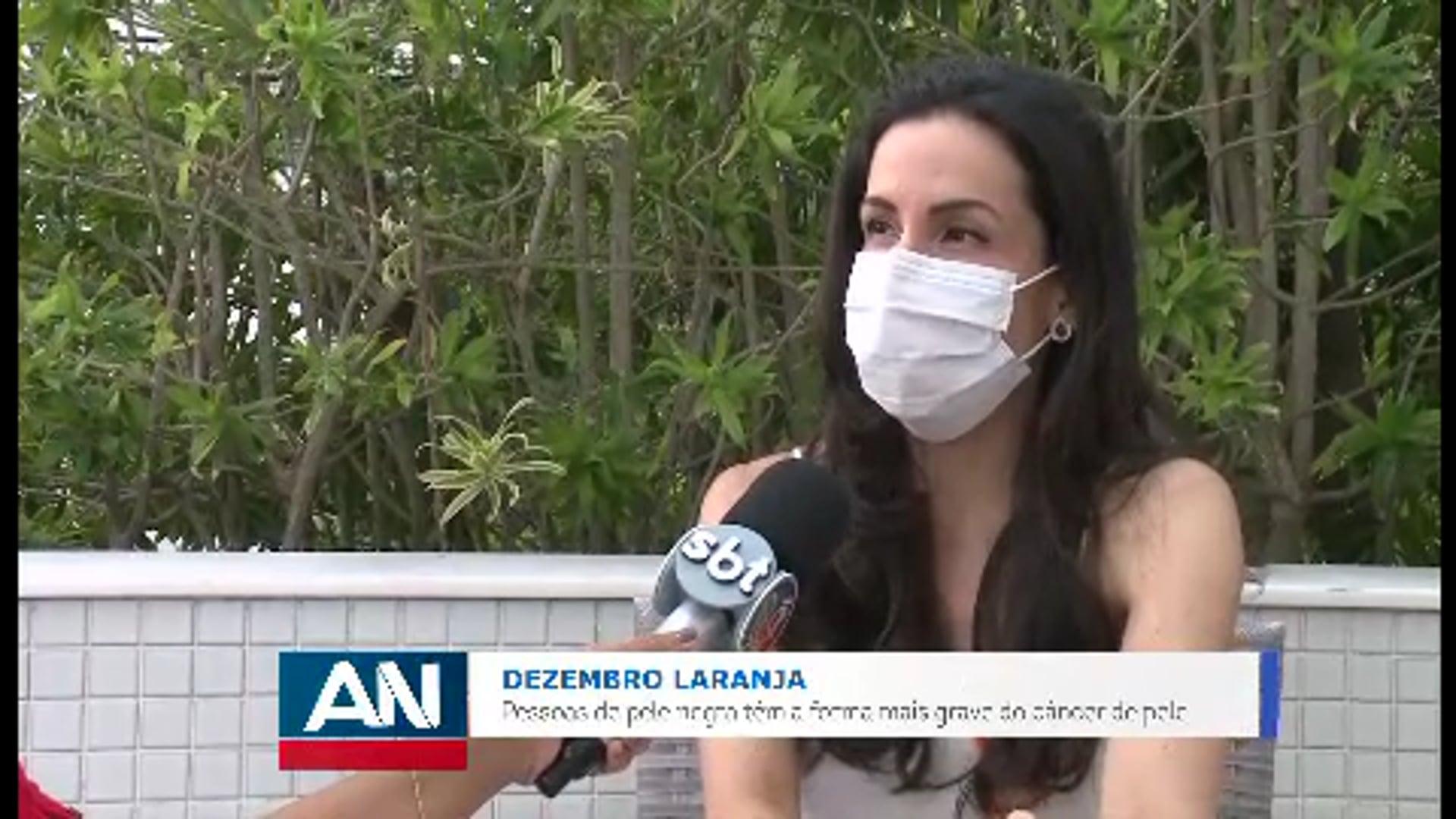Reportagem no Aratu Notícias da TV Aratu, foi ao ar dia 10/12/2020