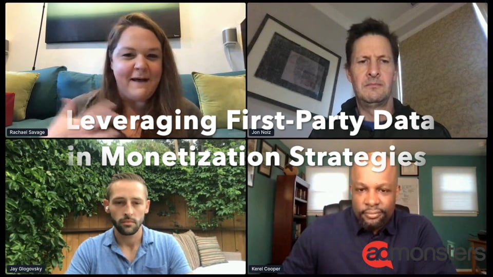 Leveraging First-party Data in Monetization Strategies