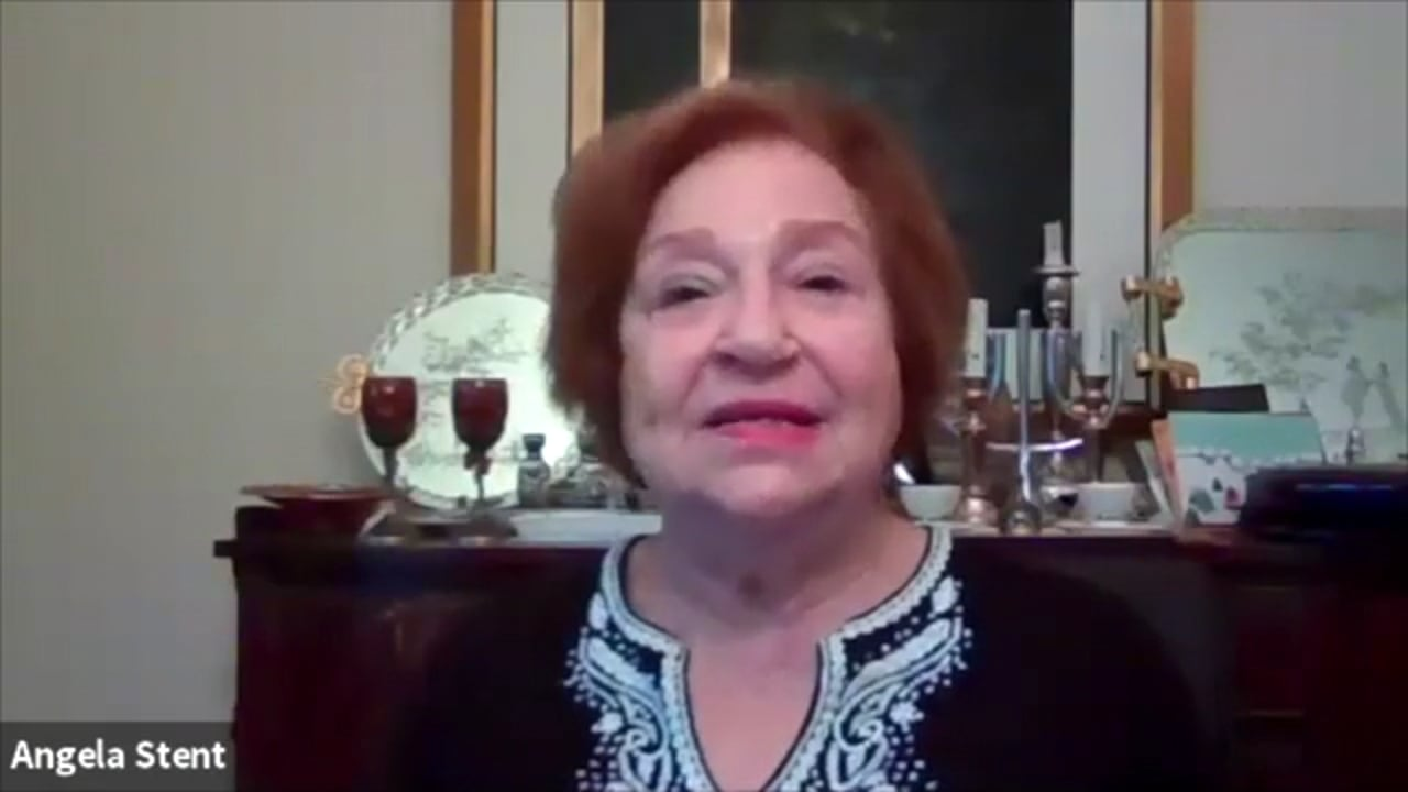 Putin's Long Game with Angela Stent