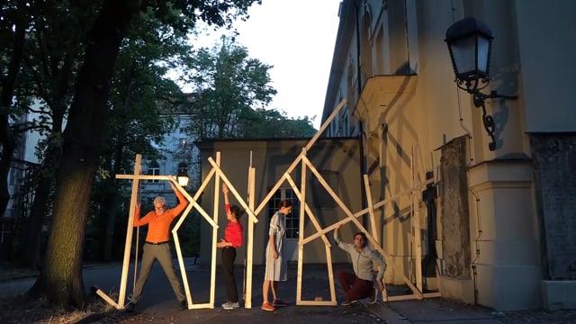HÄUSER-FLUCHTEN spreeagenten Theaterproduktion - Trailer ist ONLINE!