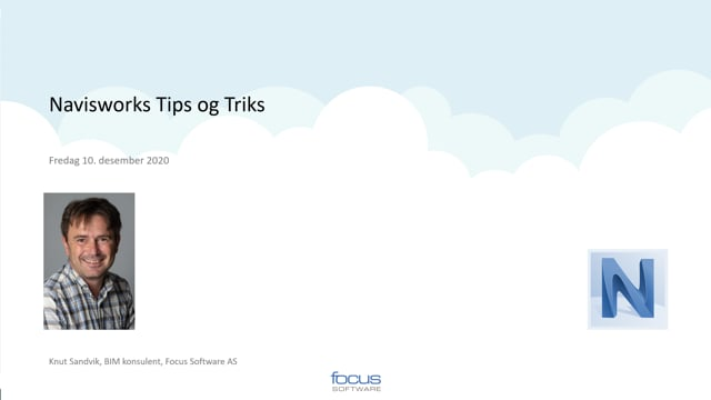 Navisworks Tips og Triks