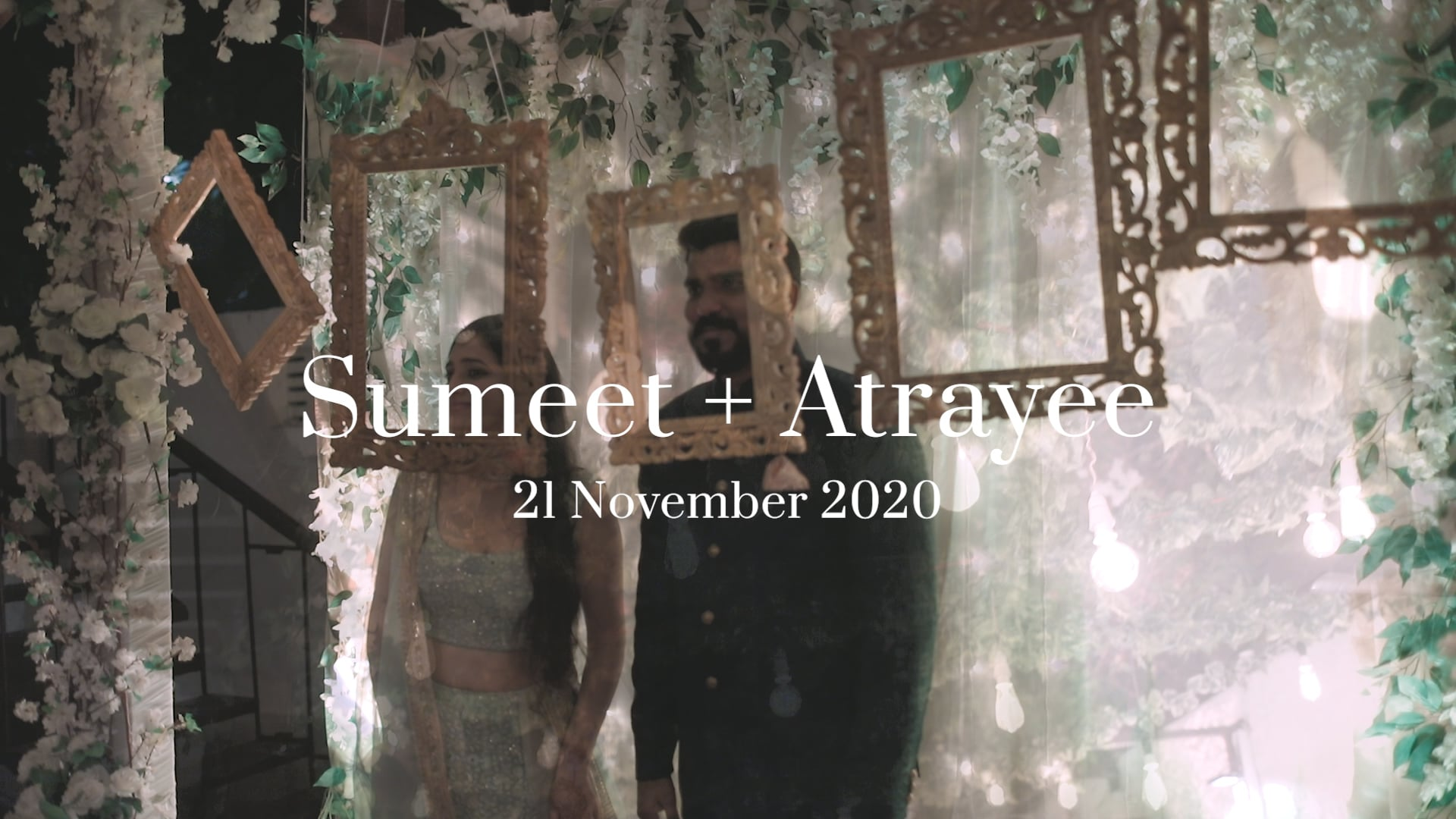 Sumeet + Atrayee