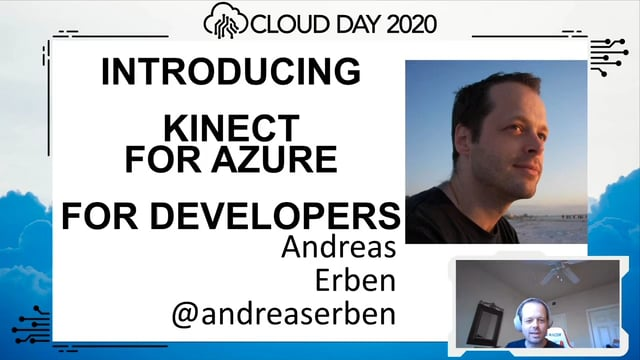 Developing with Kinect for Azure - Understanding the human body