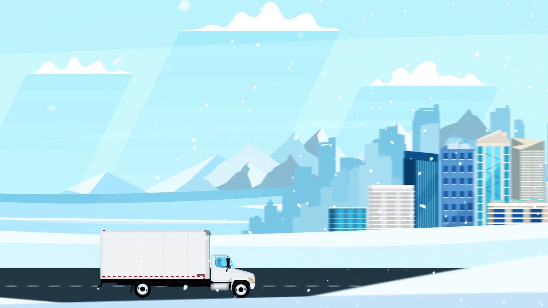 Motion Graphics and Animation: Holiday Animation