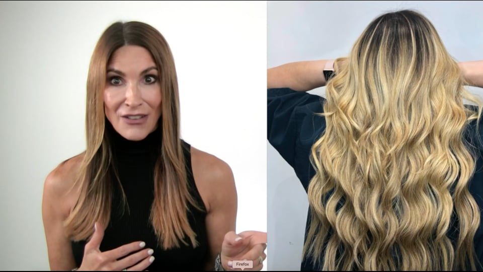 Holiday Hair Extensions