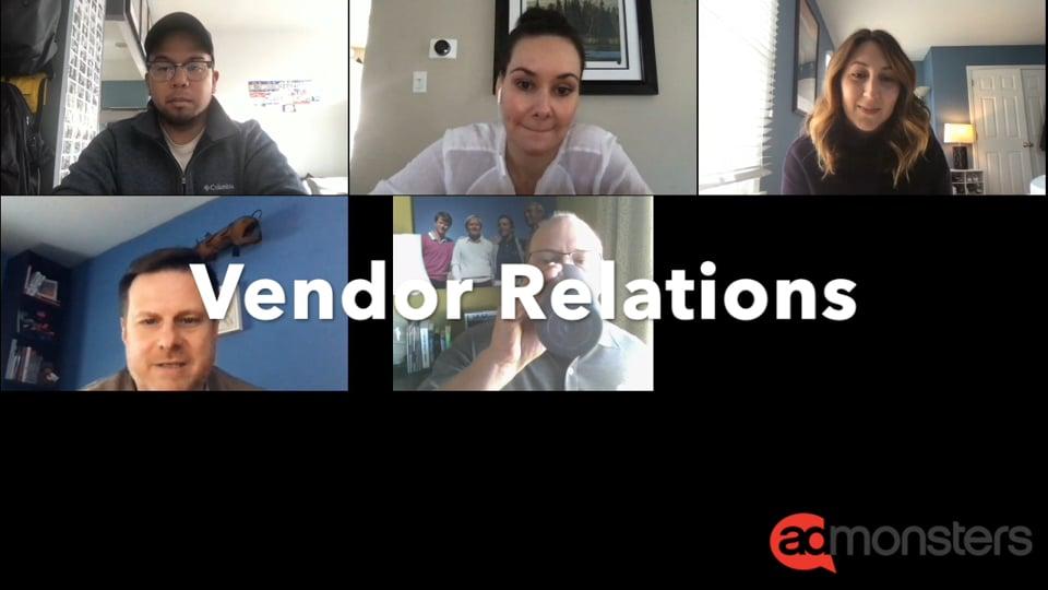 Vendor Relations