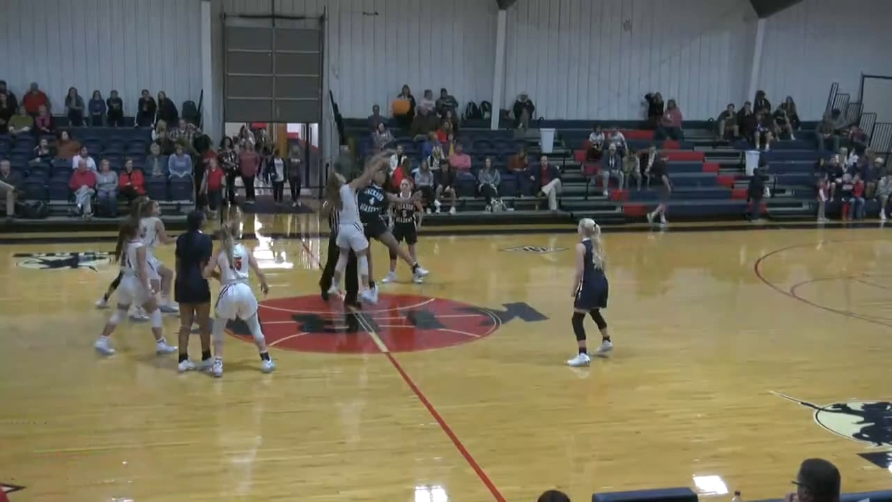 Varsity Girls Basketball vs Kirk 12-01-20