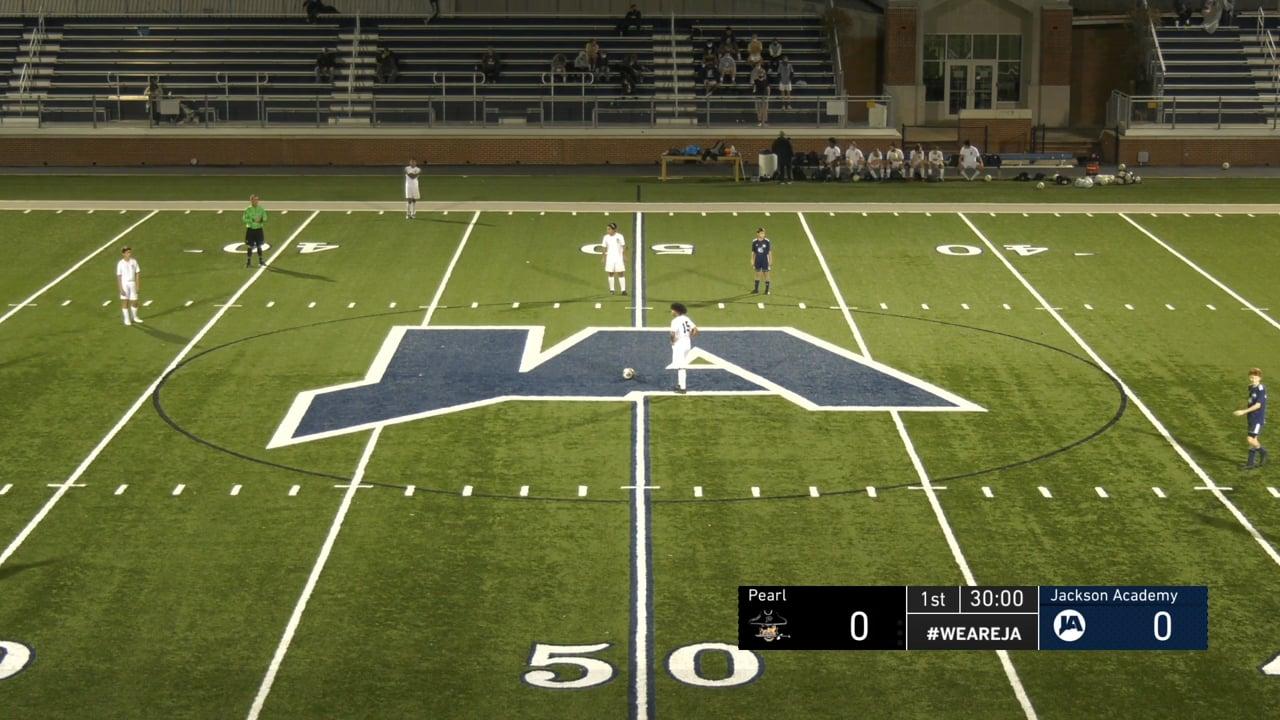 JV Boys Soccer vs Pearl - 12-10-20
