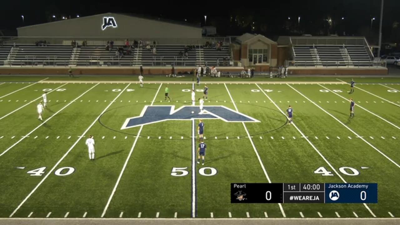 Varsity Boys Soccer vs Pearl - 12-10-20