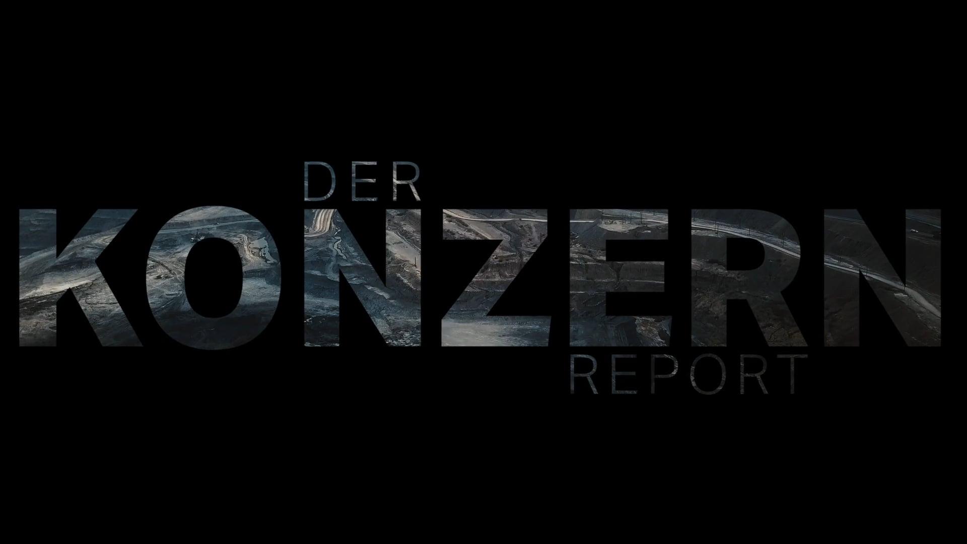 Der Konzern Report
