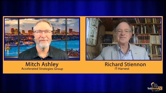 Richard Stiennon - TechStrong TV