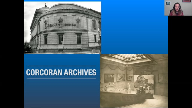 GW History: The 150-Year Cross-Pollination of the Corcoran Gallery of Art & the George Washington University