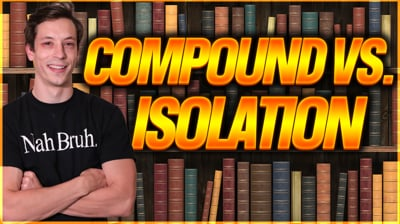 Compound vs Isolation Lifts - Extra Energy Ep.8