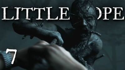 A Fight To The Death Against Something That Already Died?!? - Little Hope Ep.7