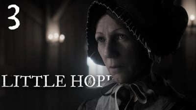 We Flashed Back To A WITCH TRIAL!?! - Little Hope Ep.3