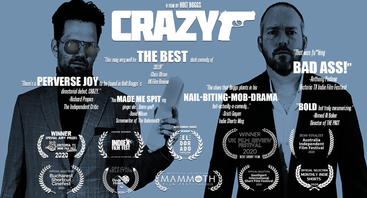 Crazy   Short Film of the Day