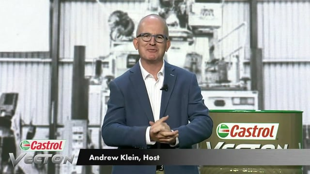 Andrew hosts the Castrol Online Conference and Awards – 2020.