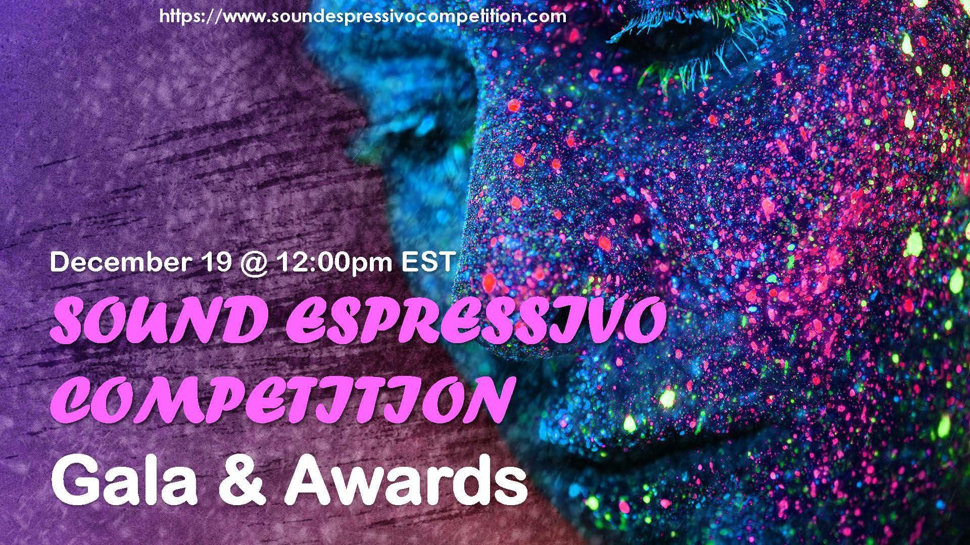 Sound Espressivo Competition