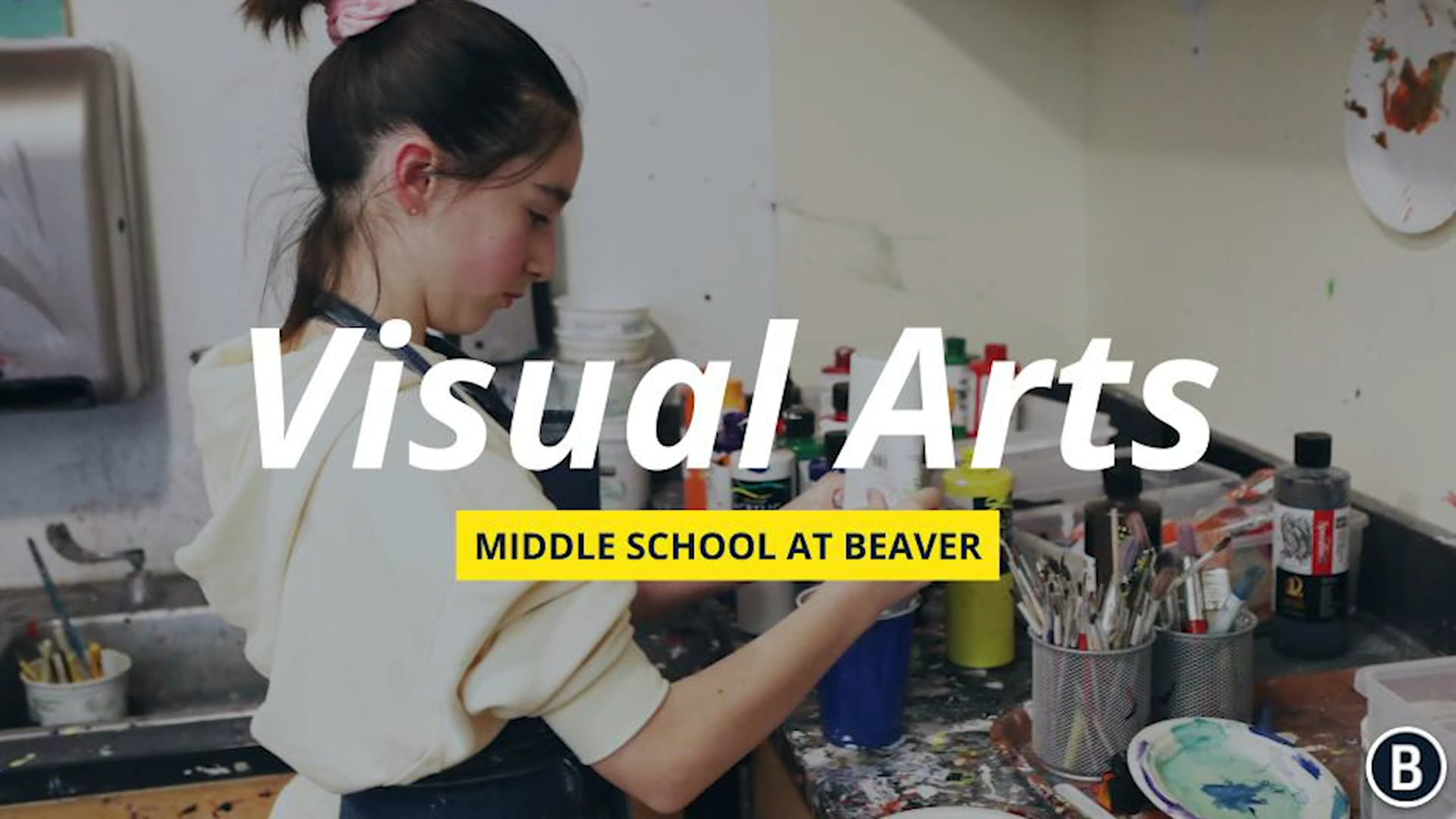 MS Visual Arts at Beaver: Admission Information Event