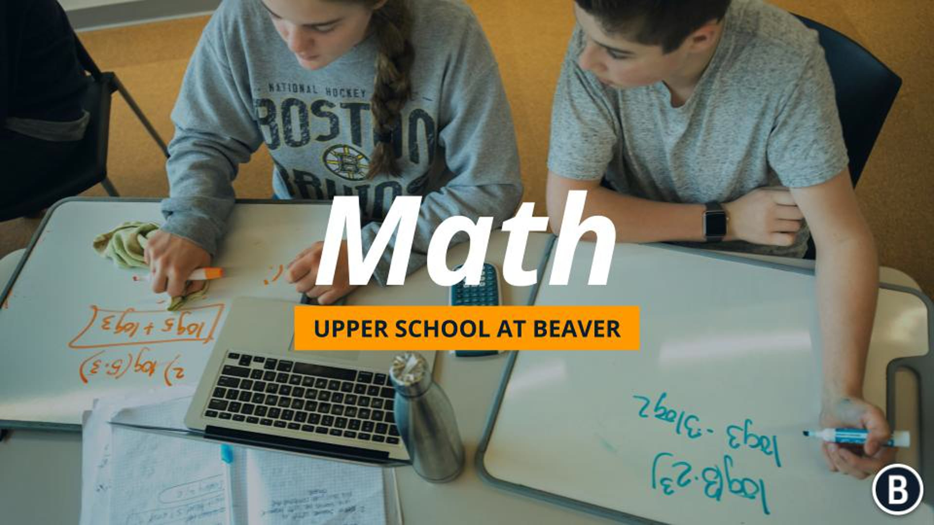 US Math at BVR: Admission Information Event