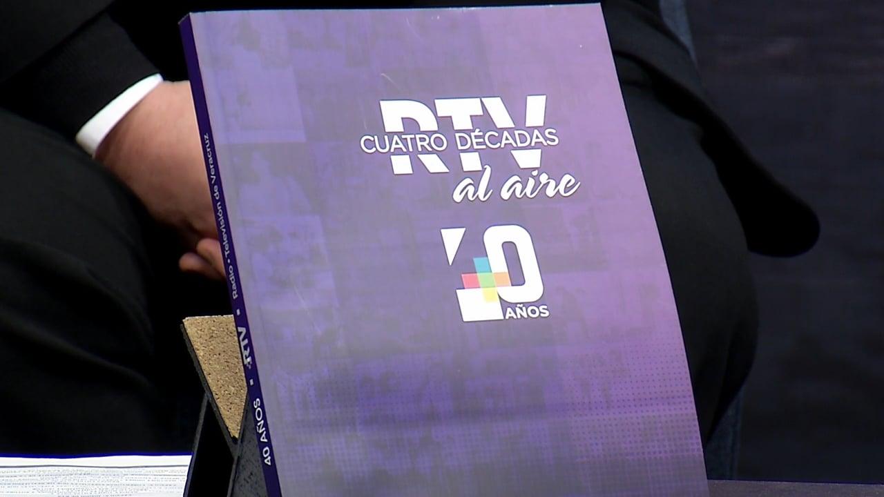RTV Cuatro Décadas Al Aire