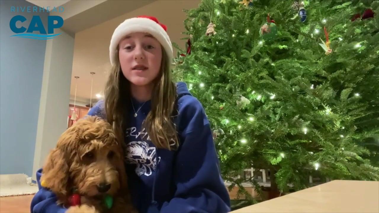 Riverhead CAP Peer Leaders' Holiday Wish List 2020