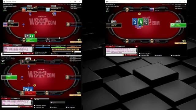 #474: 200nl Live Play WSOP.com
