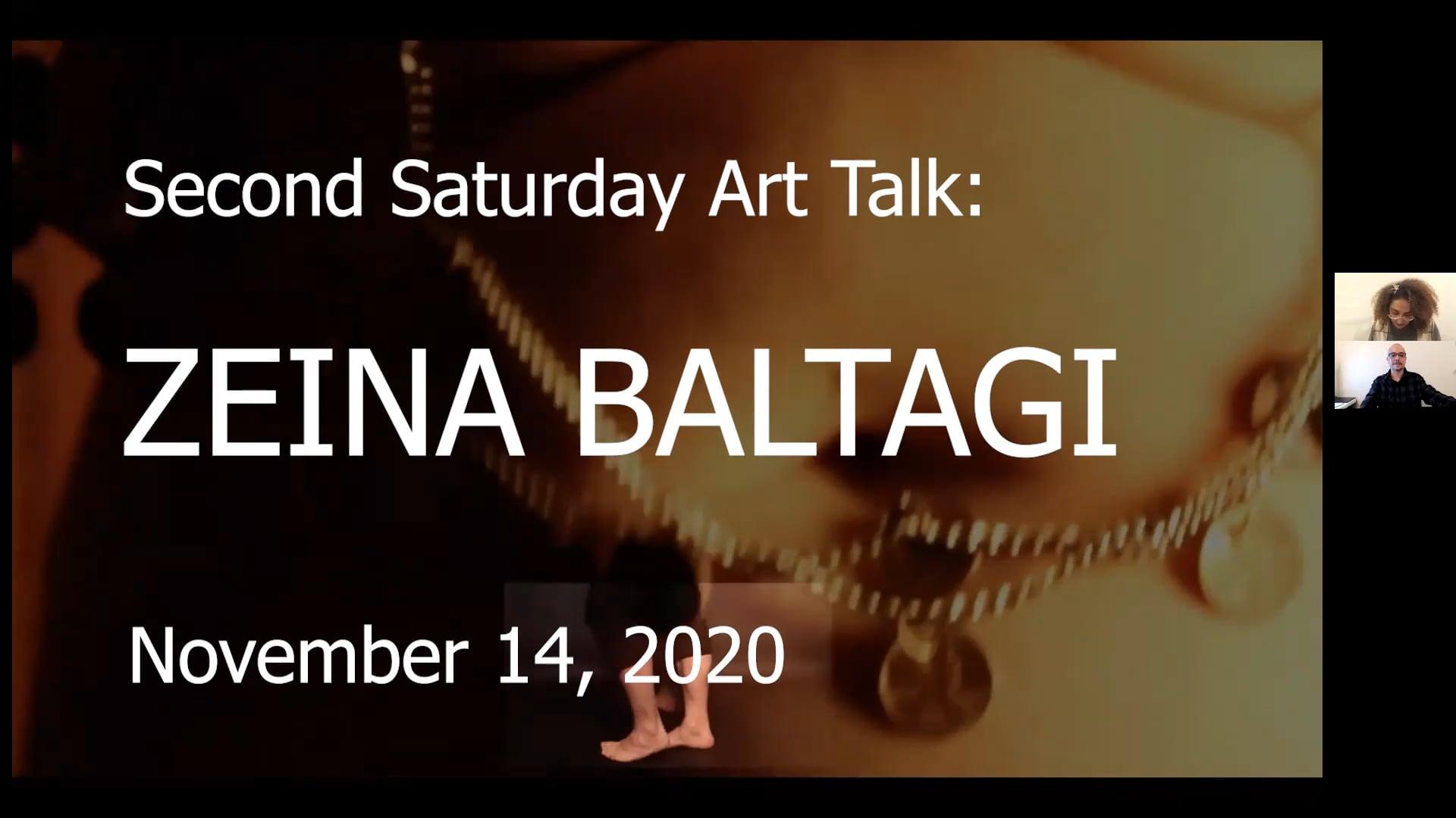 Zeina Baltagi at CACAC Gallery, Nov-14-20