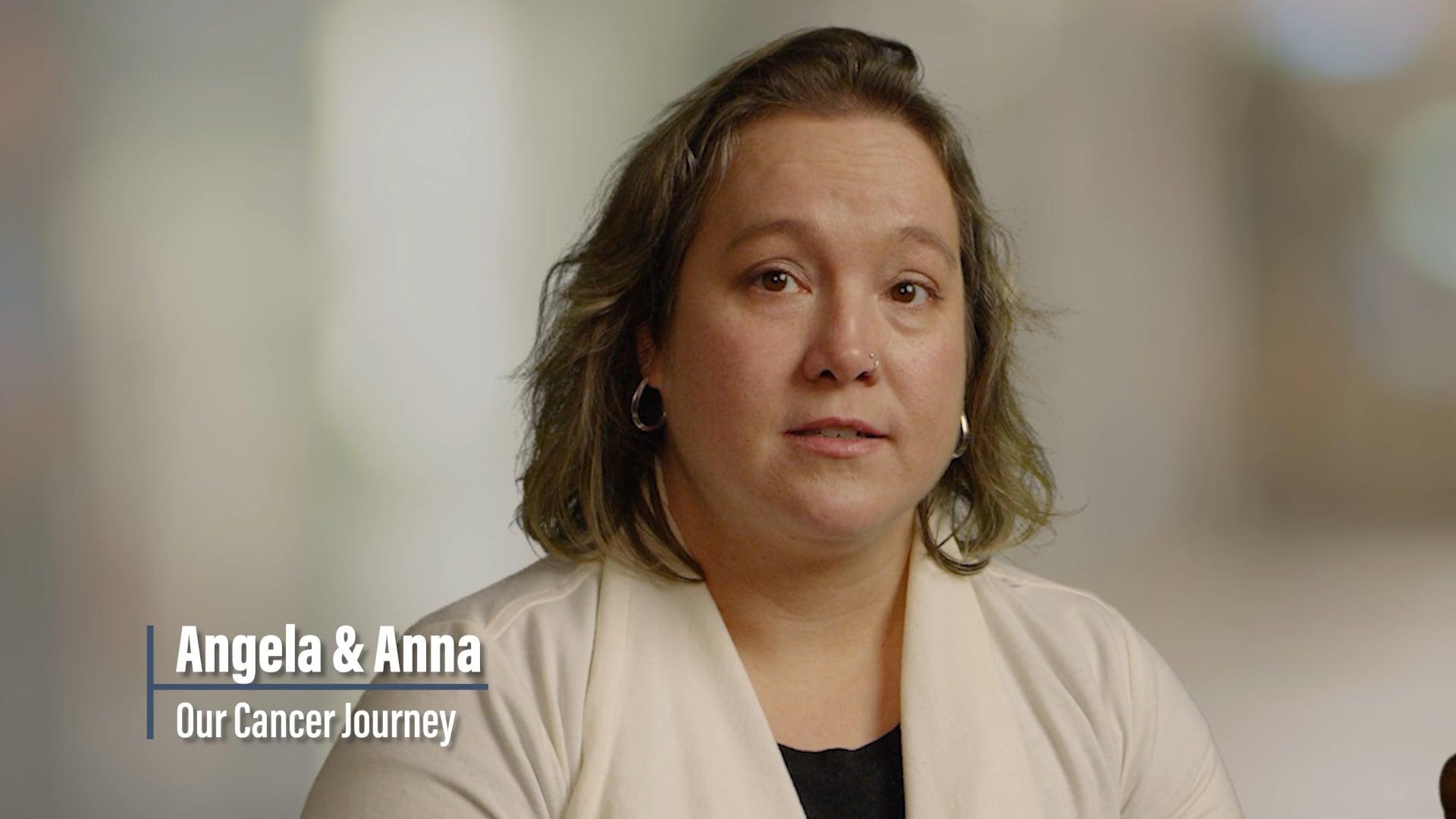 Angela and Anna Testimonial