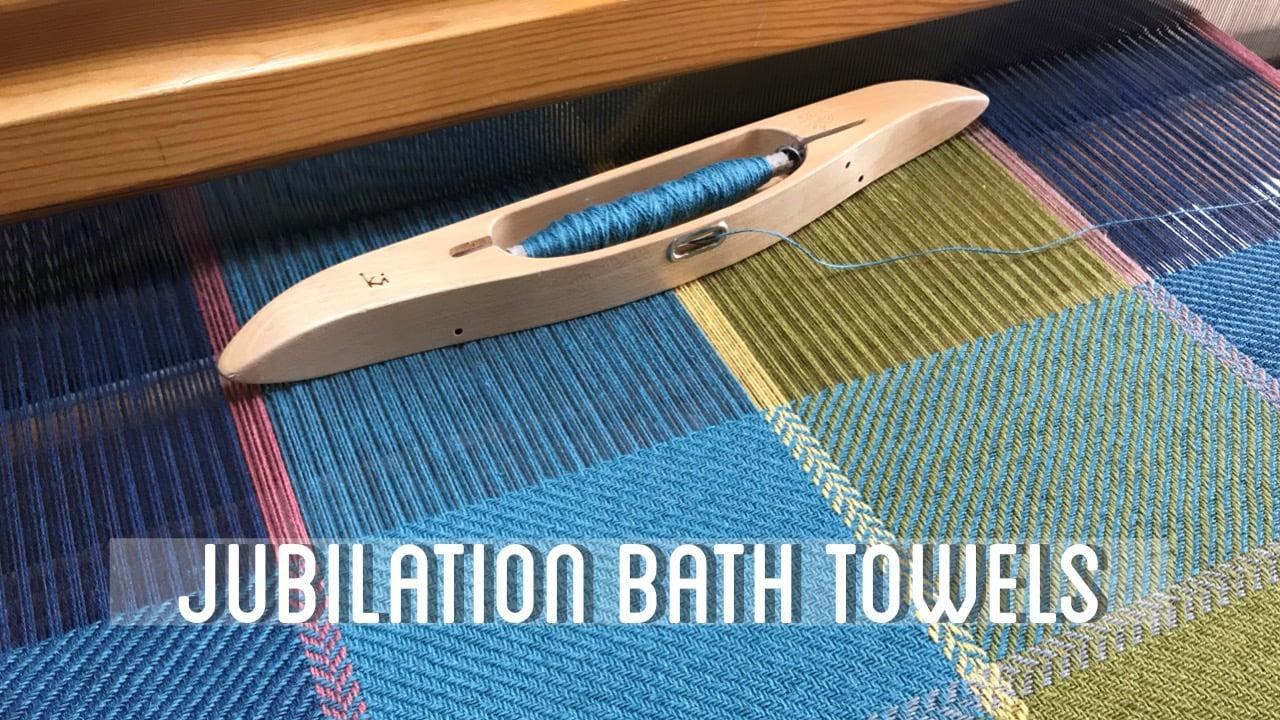 Jubilation Bath Towels