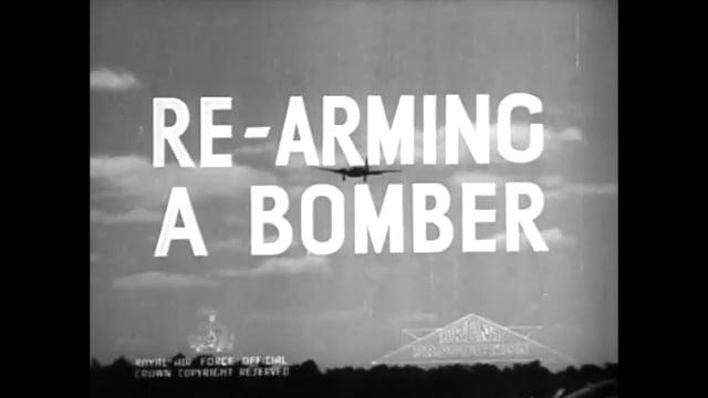 The RAF at war. Re-arming a Wellington