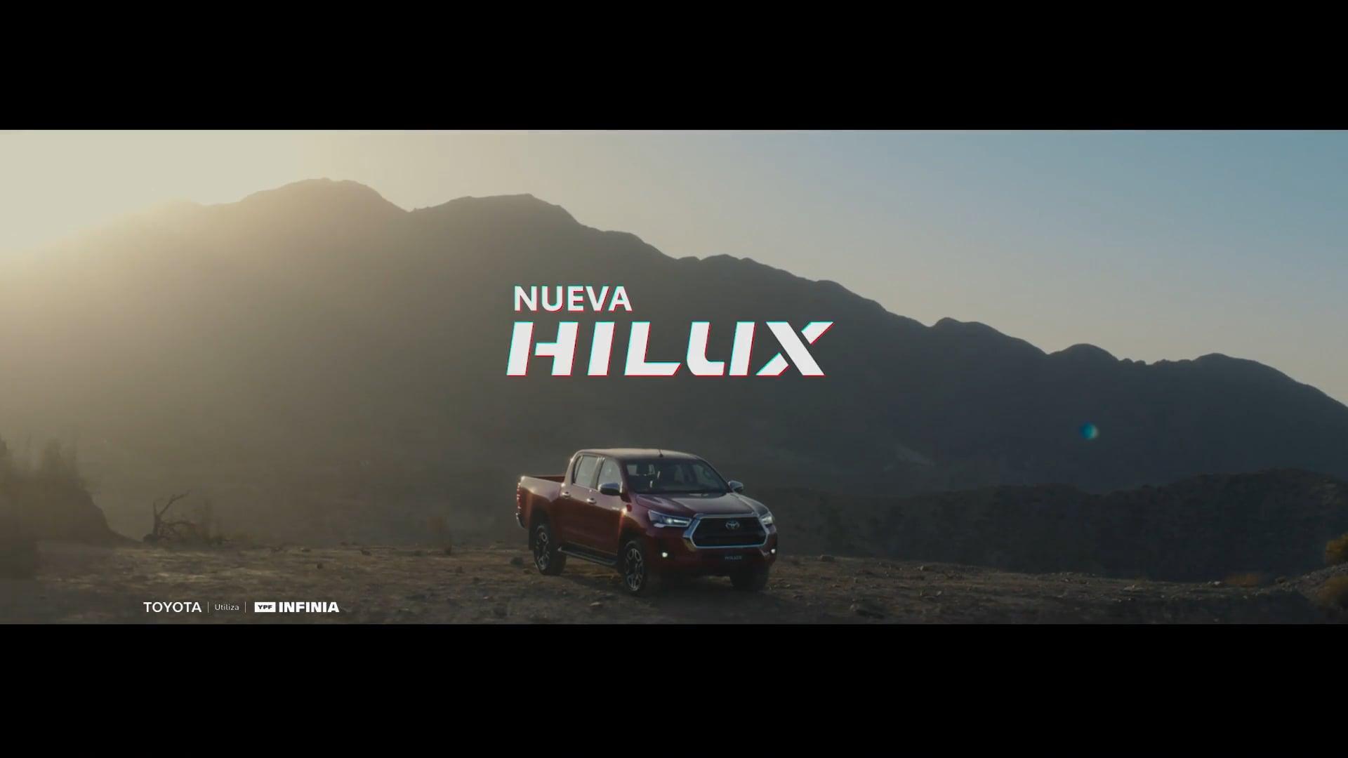 Casta Diva I Toyota Hilux