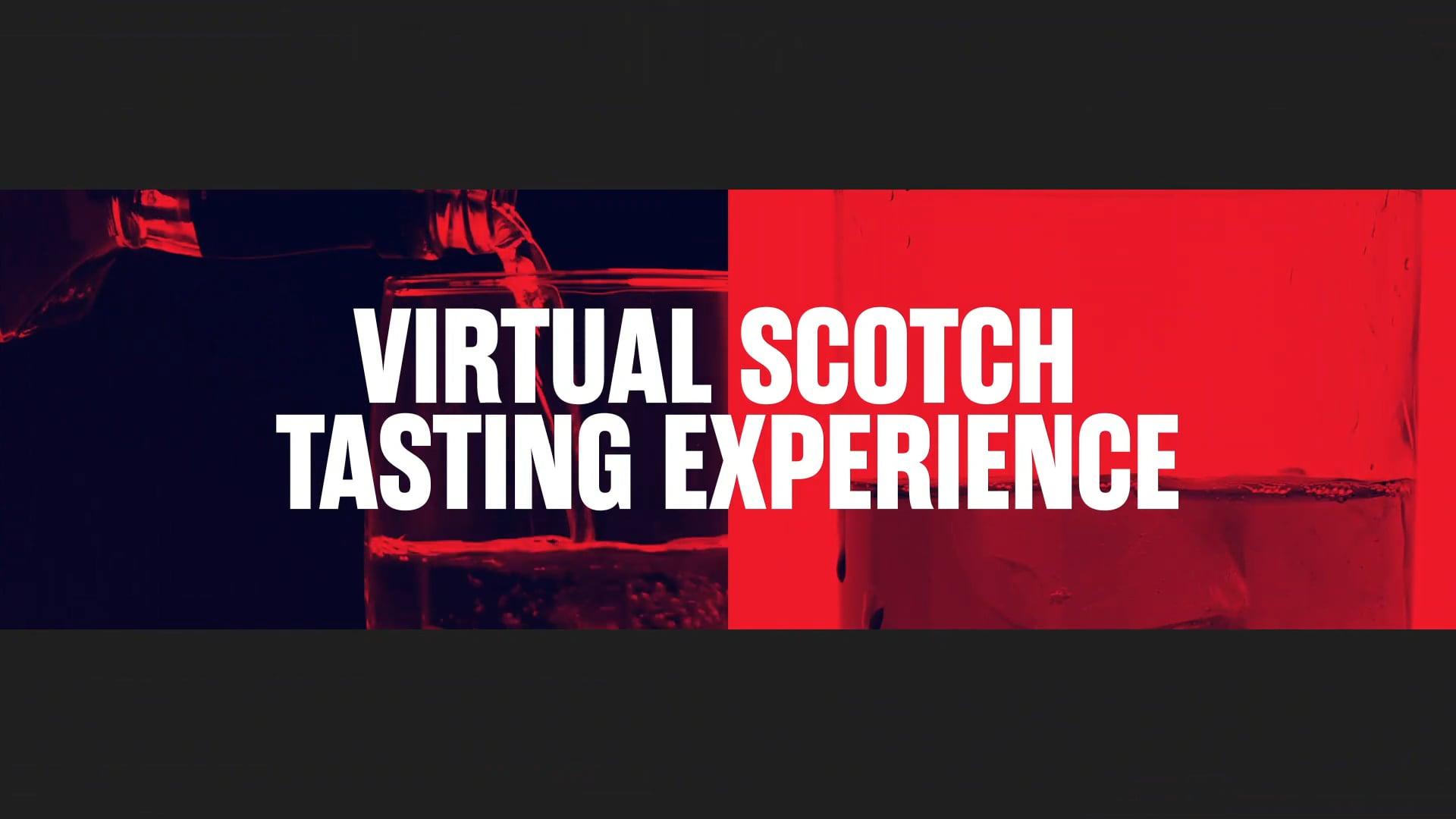 Virtual Scotch Tasting