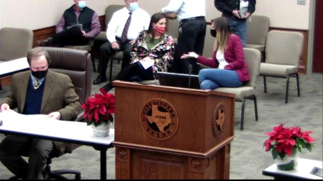 12-14-2020 Council Meeting