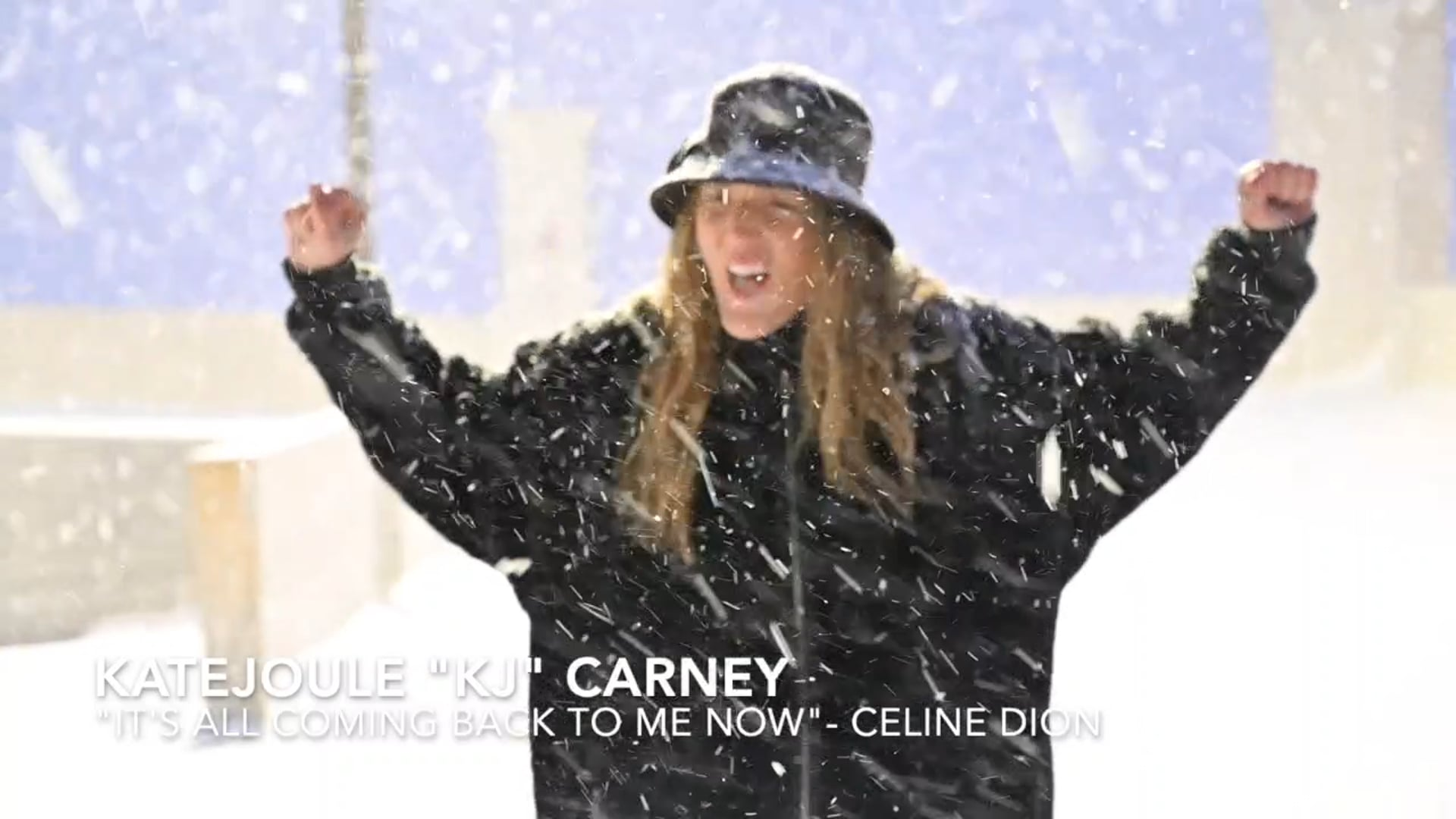 """""""It's All Coming Back to Me Now""""- Celine Dion Cut"""