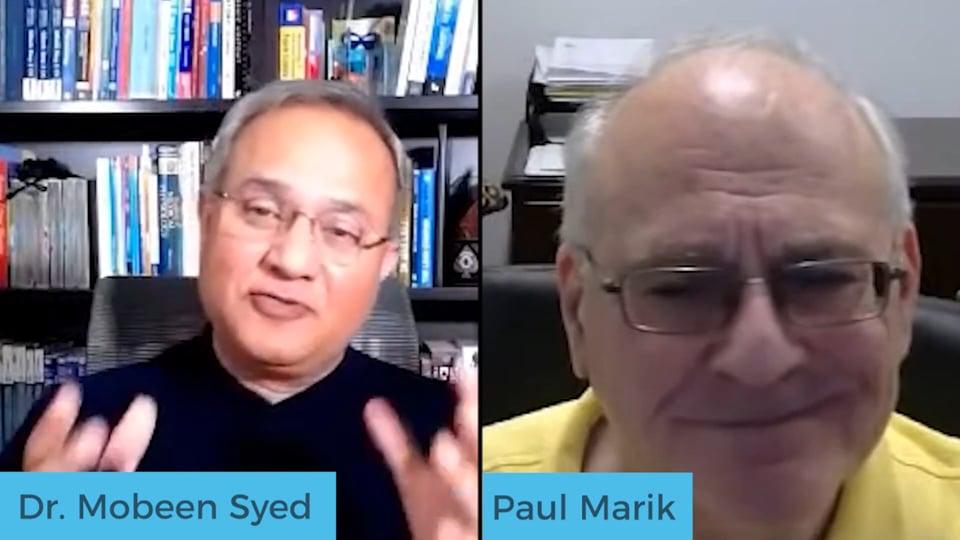 Dr. Paul Marik Discusses His I-MASK+ Protocol