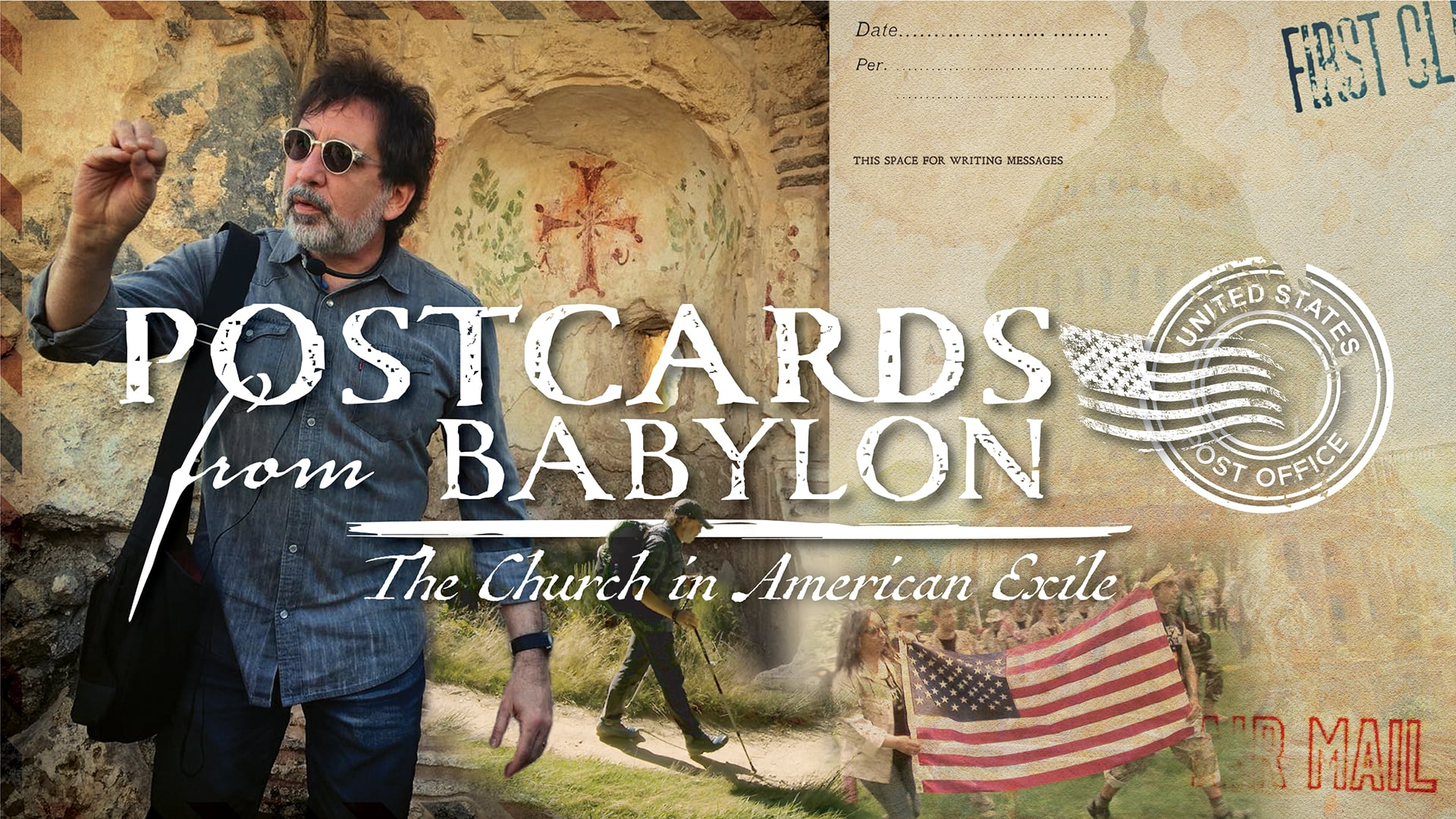 Postcards From Babylon Official Trailer