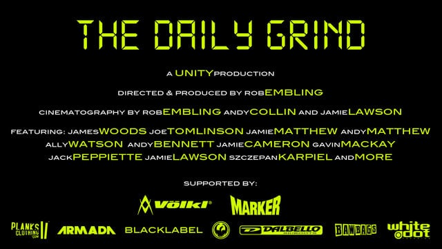 The Daily Grind from Black Label Project