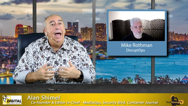 Mike Rothman-TechStrong TV