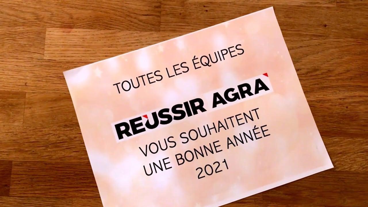 Nos vœux pour l'Agriculture et l'Alimentation française en 2021
