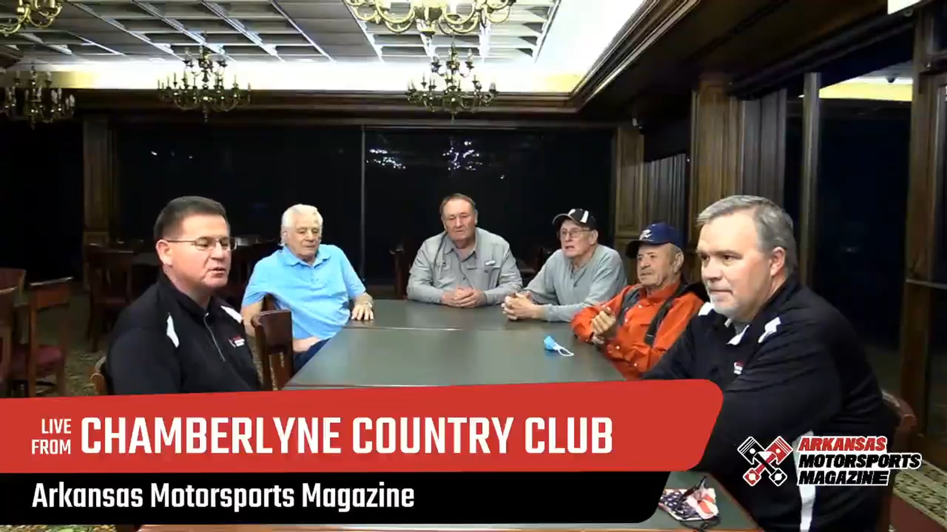 TUESDAY NIGHT TUNE UP - S1:E10 - Chamberlyne Country Club in Danville Arkansas