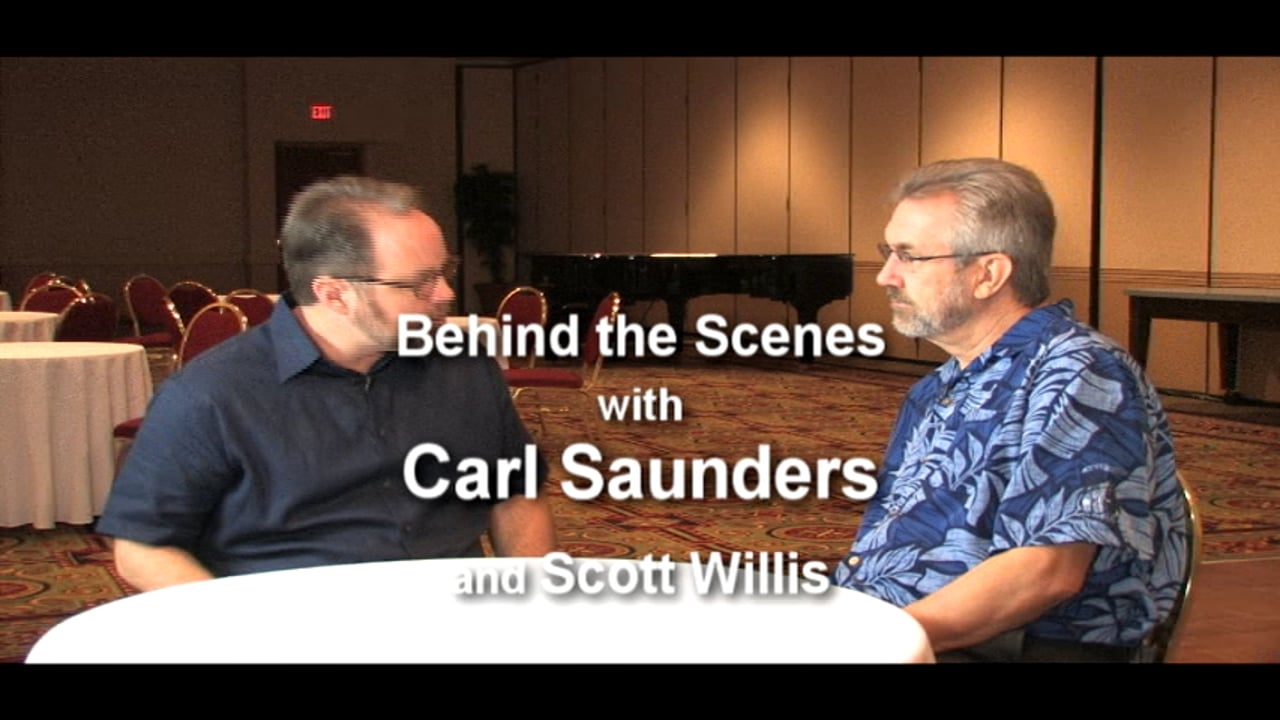 Carl Saunders Interview