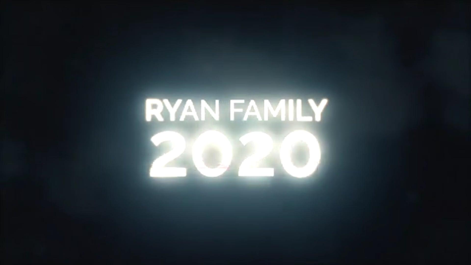 2020 Ryan Family